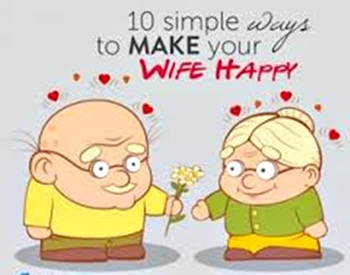How To Make Your Husband Happy And Contented
